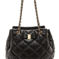 Genny Quilted Tote