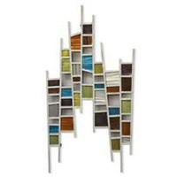 mosaic windows wall art - modern, contemporary wall decor from chiasso