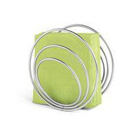 spiral napkin holder - a modern, contemporary kitchen accessory from chiasso