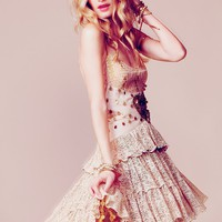Free People Anas Limited Edition Ballet Dreams Dress