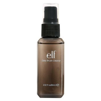 e.l.f. Daily Brush Cleaner - Clear