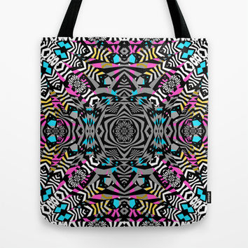 Mix #586 Tote Bag by Ornaart