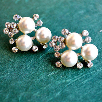 My Pearl Fantasy Earrings