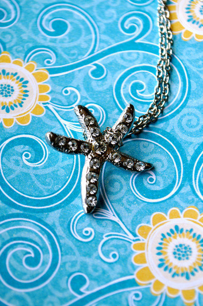 My Pet Starfish Necklace | Trinkettes