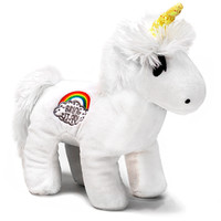 UNICORN STASH BUDDY PLUSH
