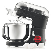 Electric Stand Mixer, Black, Mixers & Attachments