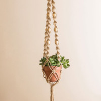 ModCloth Boho Macrame for Each Other Hanging Decor