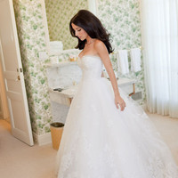Romantic Northern California Wedding : Image #144596 : Style Me Pretty