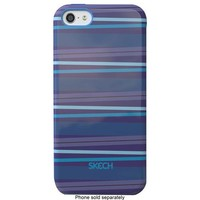 Skech - Groove Case for Apple® iPhone® 5c - Blue - Blue
