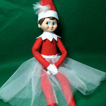 Elf Tulle Skirt