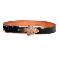 Cause and Effect Arrowhead Belt | Bows + Arrows