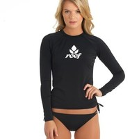 Rashguard for Women l Bikini Bottoms l Reef Swimwear 2015