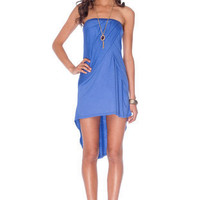 Baja Strapless Dress $18 (on sale from $40)
