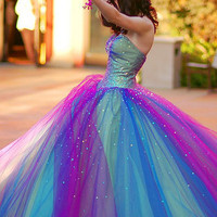 colored wedding dresses | Nj Wedding Locations