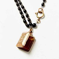 Lux Revival X Urban Renewal Victorian Fob Locket Necklace- Assorted One