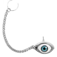 GYPSY WARRIOR - Evil Eye Ear Cuff