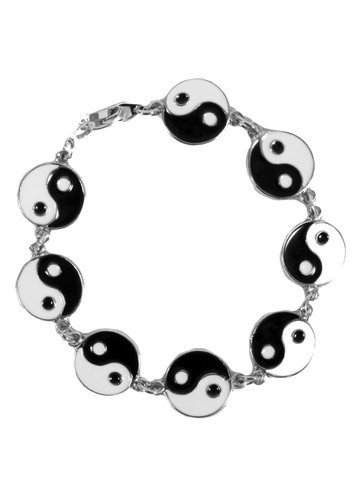 GYPSY WARRIOR - Yin Yang Bracelet