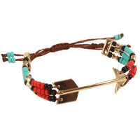 GYPSY WARRIOR - Arrow Bead Bracelet