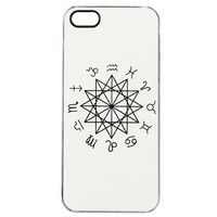Zero Gravity Zodiac Iphone Cover
