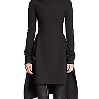 Rick Owens - Calla Knit Tunic - Saks Fifth Avenue Mobile