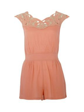 Niamh playsuit