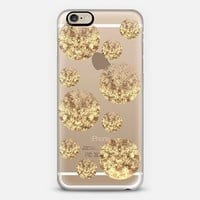 golden bubbles iPhone 6 case by Marianna Tankelevich | Casetify