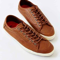 Vans Surf Happy Daze Leather Men's Sneaker- Light Brown