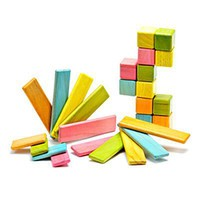 Tegu Magnetic building blocks