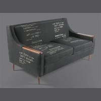 Wordy Double Seater