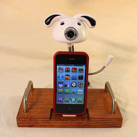 The Web Cam Dock - IPhone Dock - IP.. on Luulla