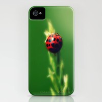 Ladybug Hugs iPhone Case by RDelean | Society6