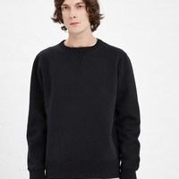 Totokaelo - Our Legacy Washed Black Heavy Sweatshirt - $171.00
