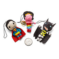 DC Voodoo Doll Keychains