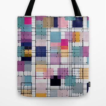GO Tote Bag by SpinL