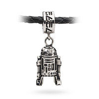 Star Wars R2D2 Dangle Charm Bead - Charm Bead Only