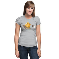 It's a Trap Ladies' Tee - Silver,