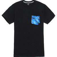 Volcom Liquid Cosmic Pocket T-Shirt at PacSun.com