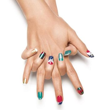 Nail Art Design Strips French Tips