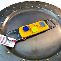 Party On  Bottle Opener by Design4Soul