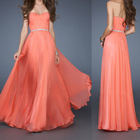 99USD Promotion!! Free Shipping! Sexy backless,Fashion Hand Weave Beading Formal Long Prom Dress, Women appare, Sweet 16, party dress