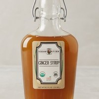 Verdant Kitchen Ginger Syrup by Anthropologie Copper One Size Kitchen