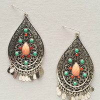 Travelling Gypsy Earrings - Default Title