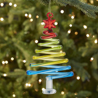 Glass Curly Tree Ornament$2.36$2.95