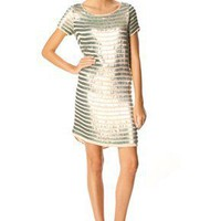 EDEN SEQUINS DRESS - Sale - French Connection Usa
