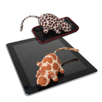 Fab.com Pop-Up Shop: Squeaky Clean Leopard & Giraffe
