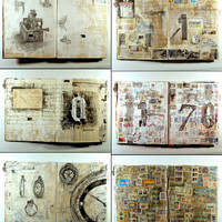 Time-Obsession Drawing Book by ~EdwardCheverton on deviantART