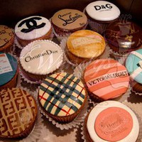 Designer Cupcakes. | Cute Cupcakes | CutestFood.com