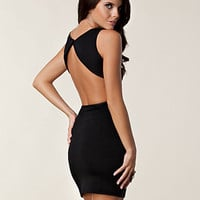 Cut Out Low Back Dress, Club L