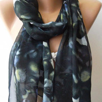 Elegant scarf  Chiffon Scarf - It made with good quality chiffon fabric