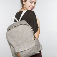 Grey John Galt Backpack